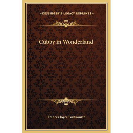 Photo of Cubby in Wonderland