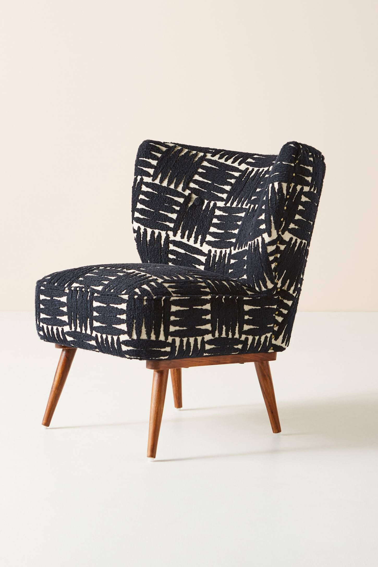 Mumbai Petite Accent Chair Accent Chairs High Back Accent