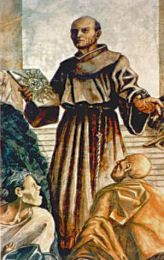 St  Bernardine of Siena, Franciscan, pray for us and those who
