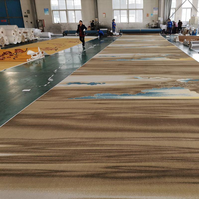 Corridor Polyester Printed Carpet Distributor In 2020 Printed Carpet Homedec Nantong