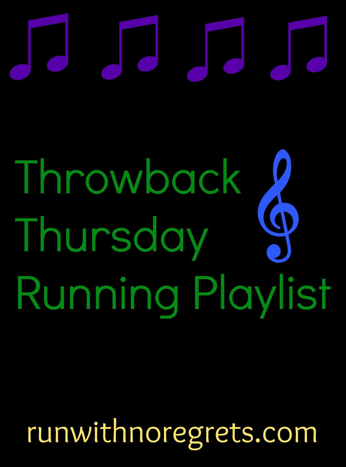 Throwback Thursday Running Playlist: Female Groups | Health