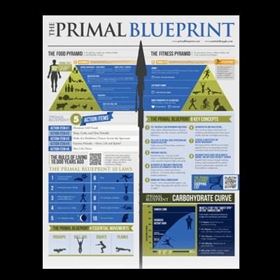Primal blueprint poster chefn pinterest primal blueprint poster malvernweather Image collections
