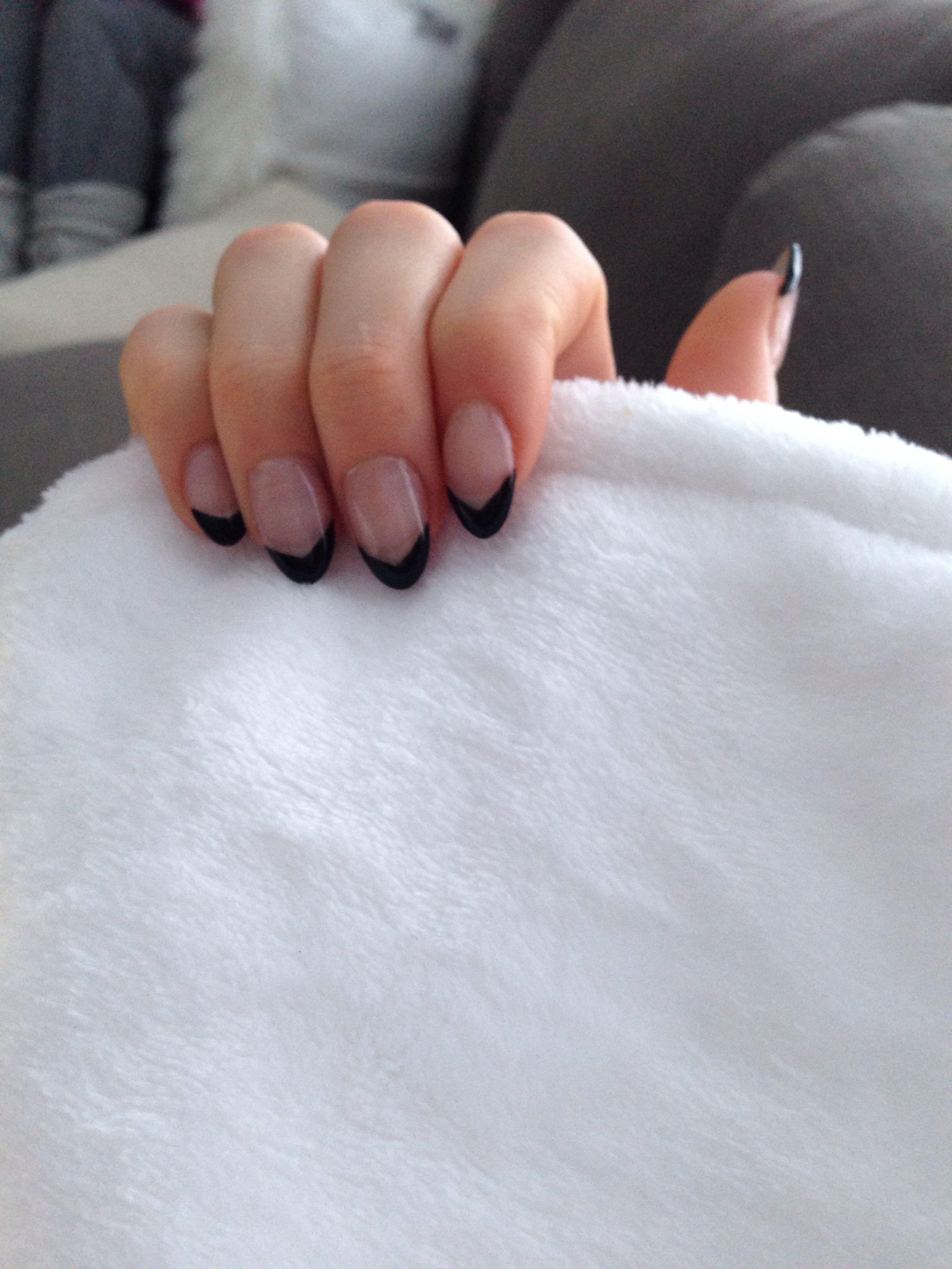 Pin By Rachel Van Haselen On Nails Trendy Nails Nail Tips Nails