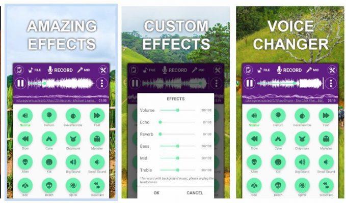 10 Aplikasi Pengubah Suara Pria Jadi Wanita Di Android Droid Ly Aplikasi Suara Pria