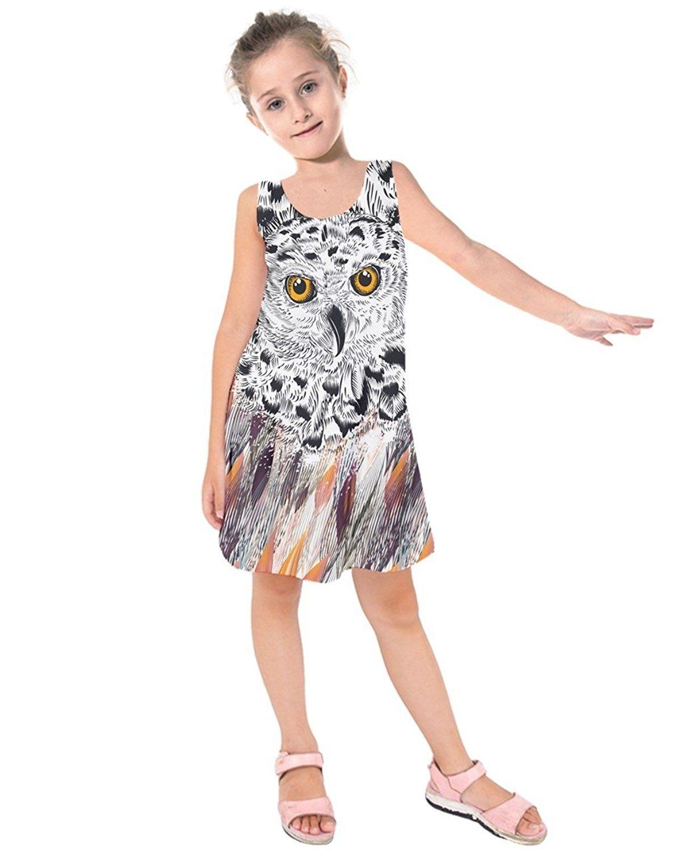 Amazonsmile pattycandy girls animals kids sleevelessshort sleeve