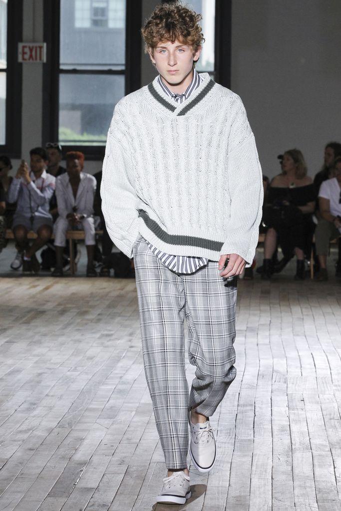 2018春夏メンズコレクション , N.ハリウッド(N.HOOLYWOOD) ランウェイ|コレクション(ファッションショー)|VOGUE JAPAN