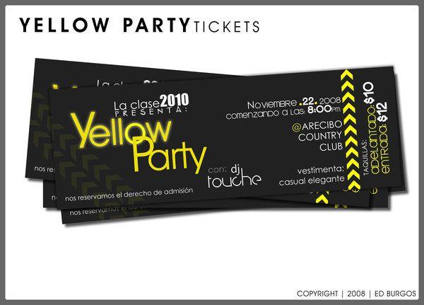 32 Excellent Ticket Design Samples Uprinting Ticket Design Ticket Design Template Ticket Printing
