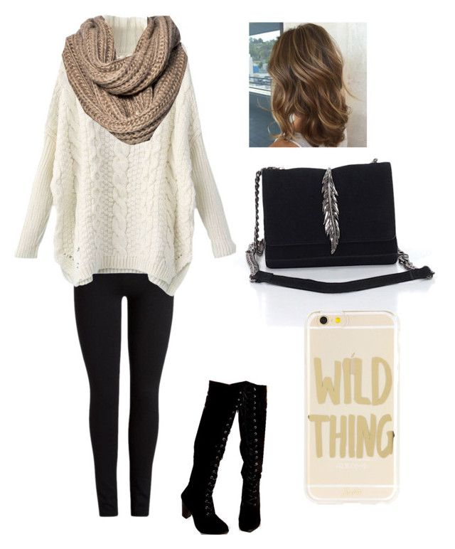 """Wild thing"" by jessicajones-15 on Polyvore featuring Forever Link, Zara, Merona and Sonix"