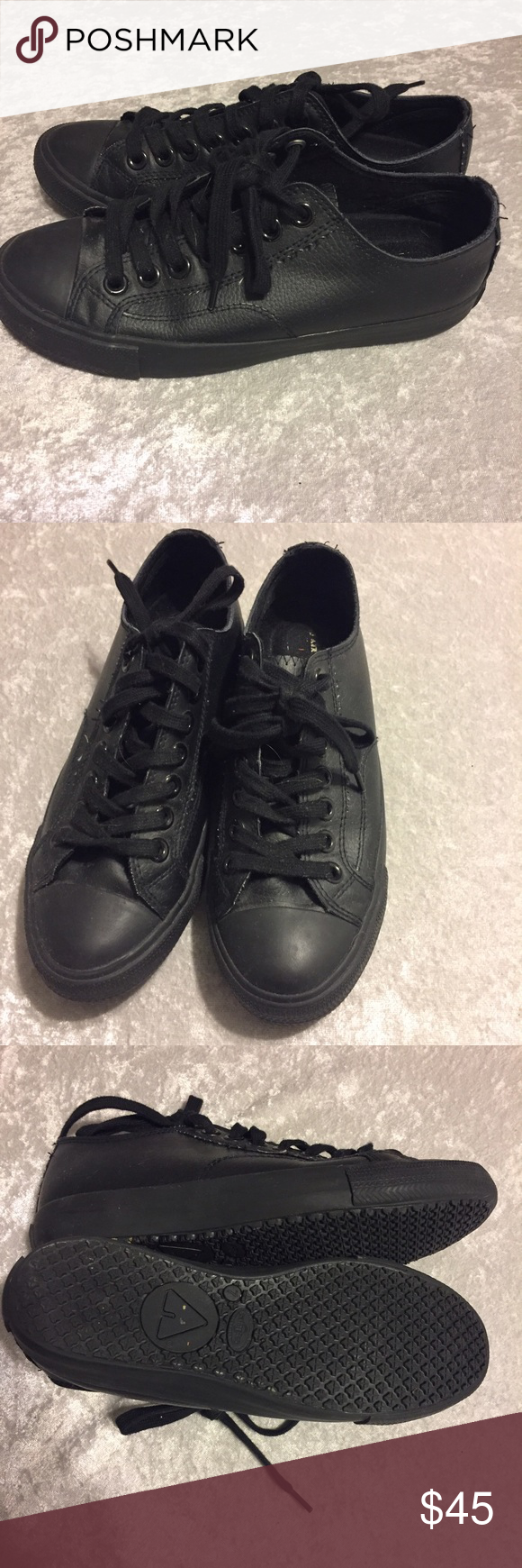 bdb0c5a1b17b05 SafeTsteps like Converse non slip ▫️Details  Non-Slip work shoes that look  like