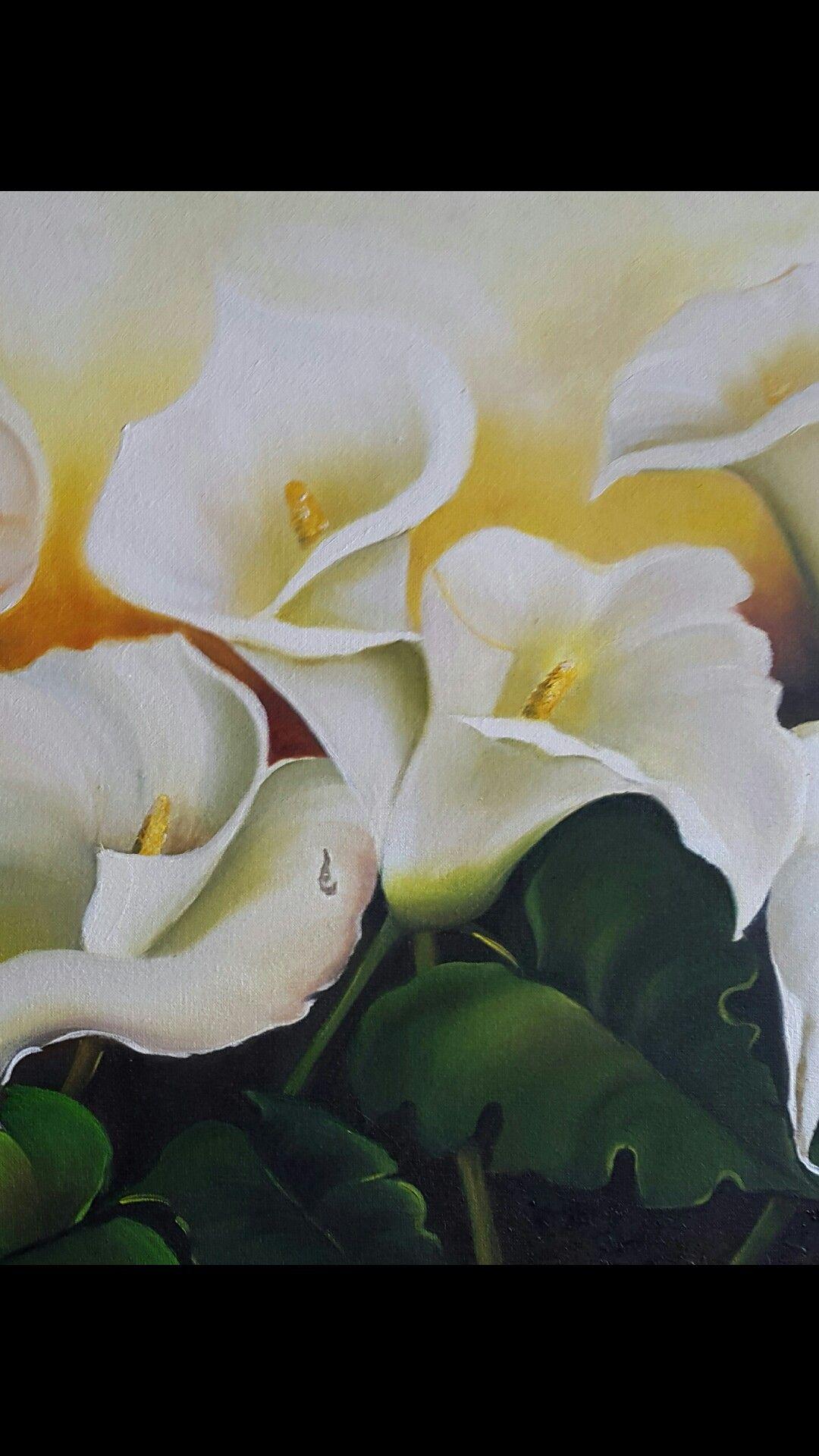 Pin By Mara Segura On Cuadros Pinterest Flower Paintings