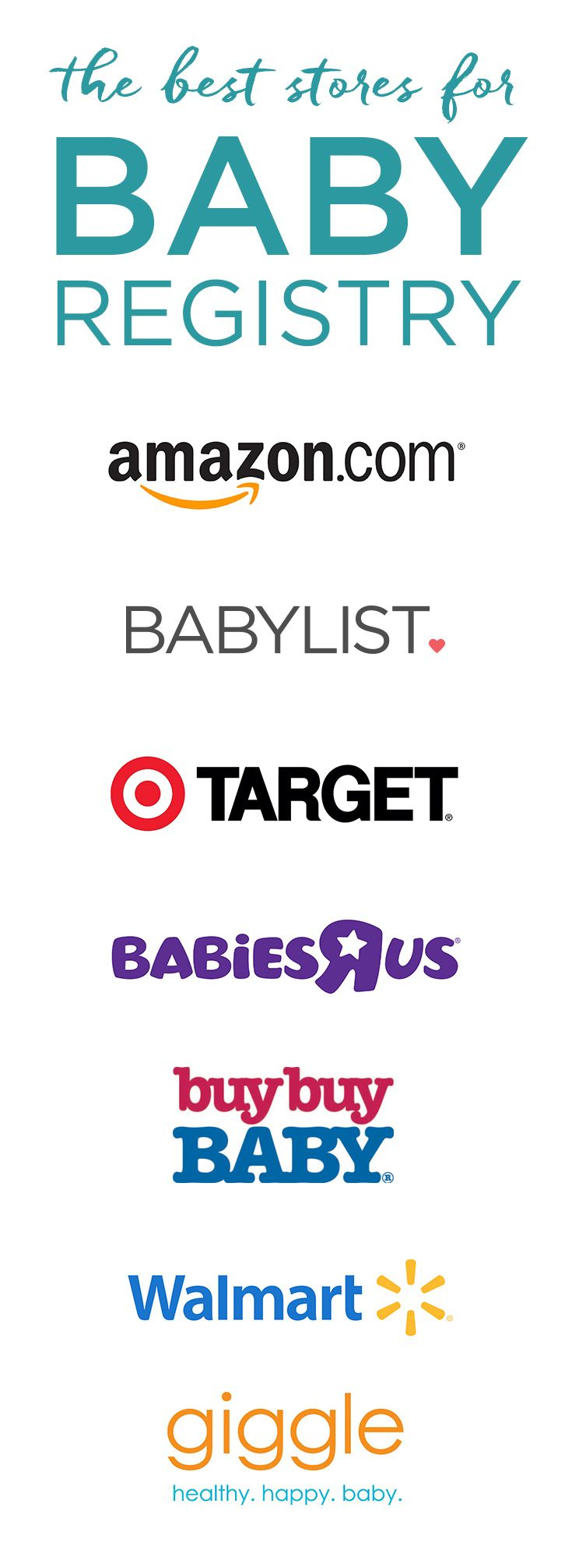 The best baby registries of 2017. Compare perks, discounts ...