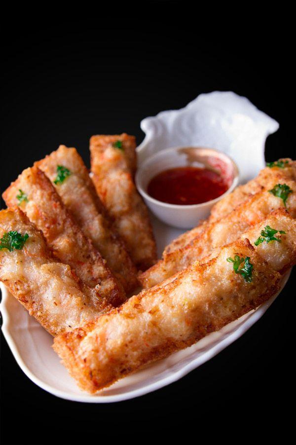 shrimp toast*-*.