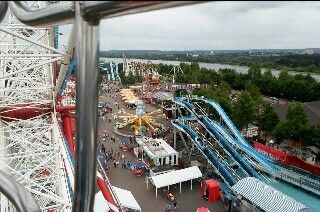Our Day At M And Ds Themepark In Scotlandso Ghetto Haha