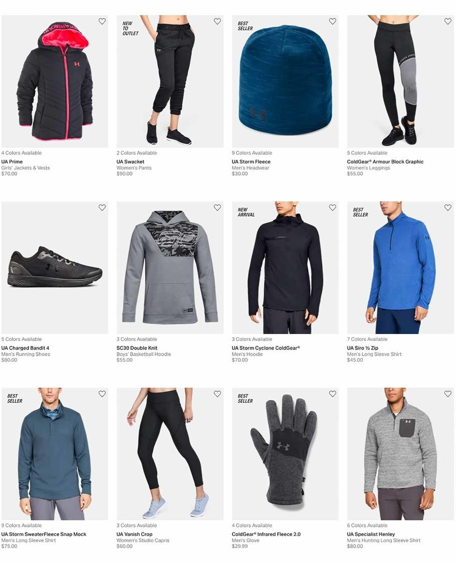 a754a08529bb Under Armour Holiday Books 2018 Ads and Deals Browse the Under ...