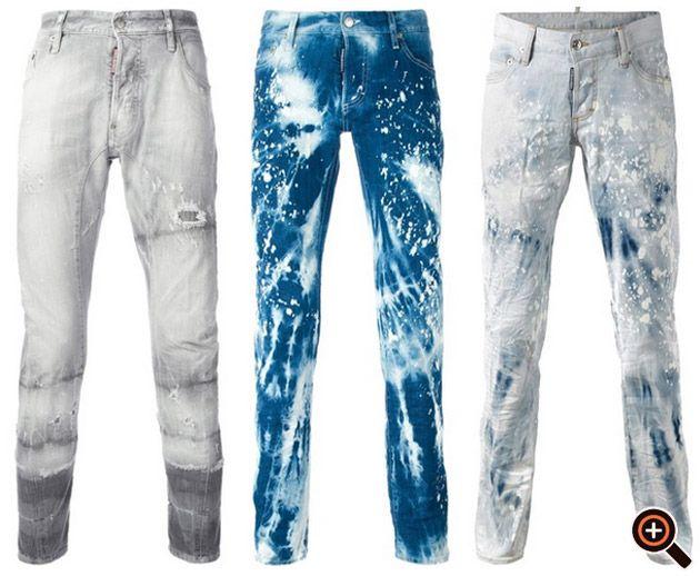 True religion jeans herren grau