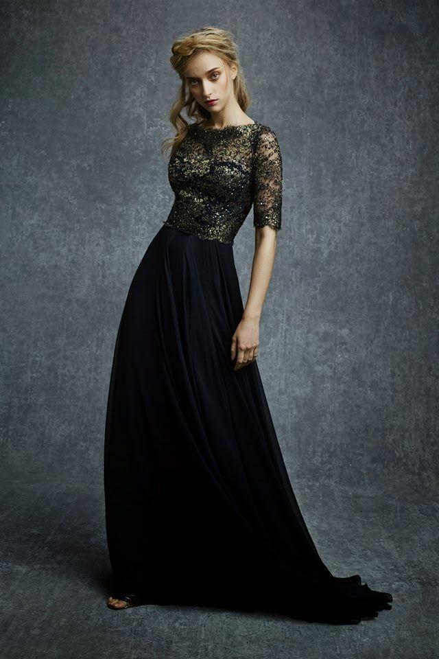 Asombrosos vestidos de cóctel para fiesta 2015