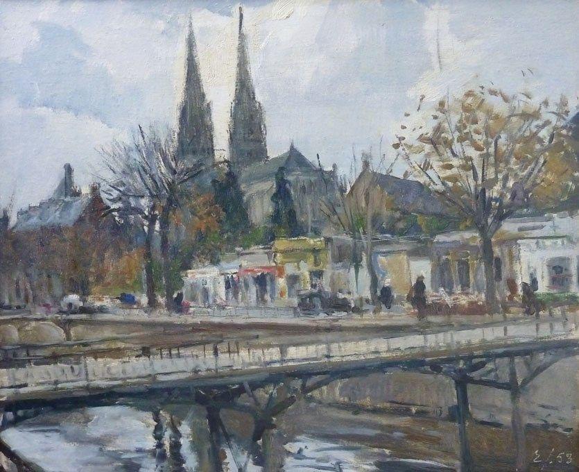 Simon Emile Sq 1998 1 576 Quimper Les Quais Musee