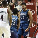 NBA - Timberwolves - USATODAY