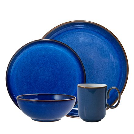 Imperial Blue Kitchen Collection 4 Pc Set Kitchen Collection