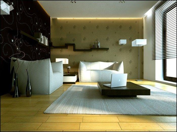▷ 1001+ Ideen für Wohnzimmer einrichten - Tipps und Bildideen - wohnzimmer einrichten ideen