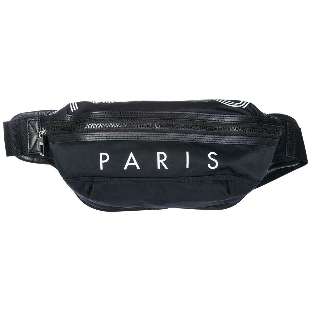 1b3421ba42 eBay #Sponsored KENZO MEN'S BELT BUM BAG HIP POUCH NEW BLACK 062 ...