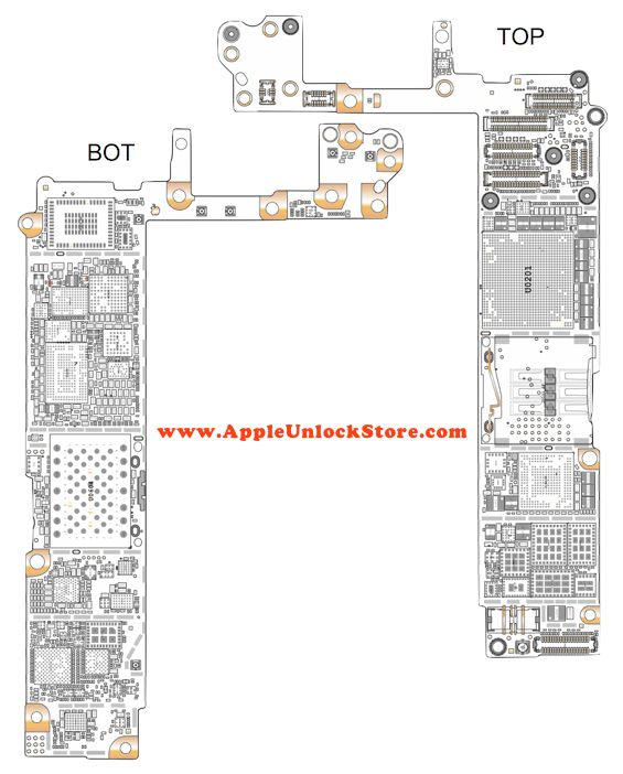 iPhone 6 Circuit Diagram Service Manual Schematic Ð¡Ñ