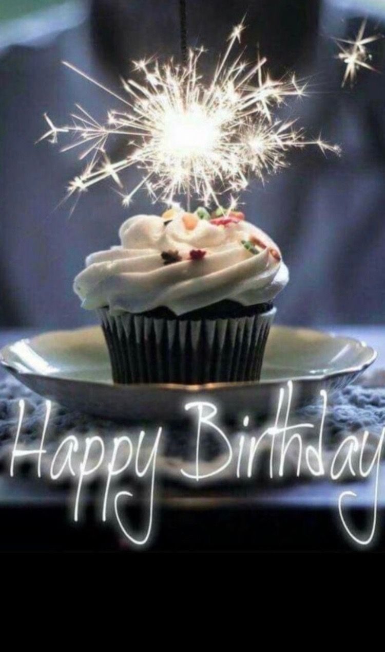 Enjoyable Happy Birthday Cupcake With Sparkler With Images Happy Funny Birthday Cards Online Overcheapnameinfo
