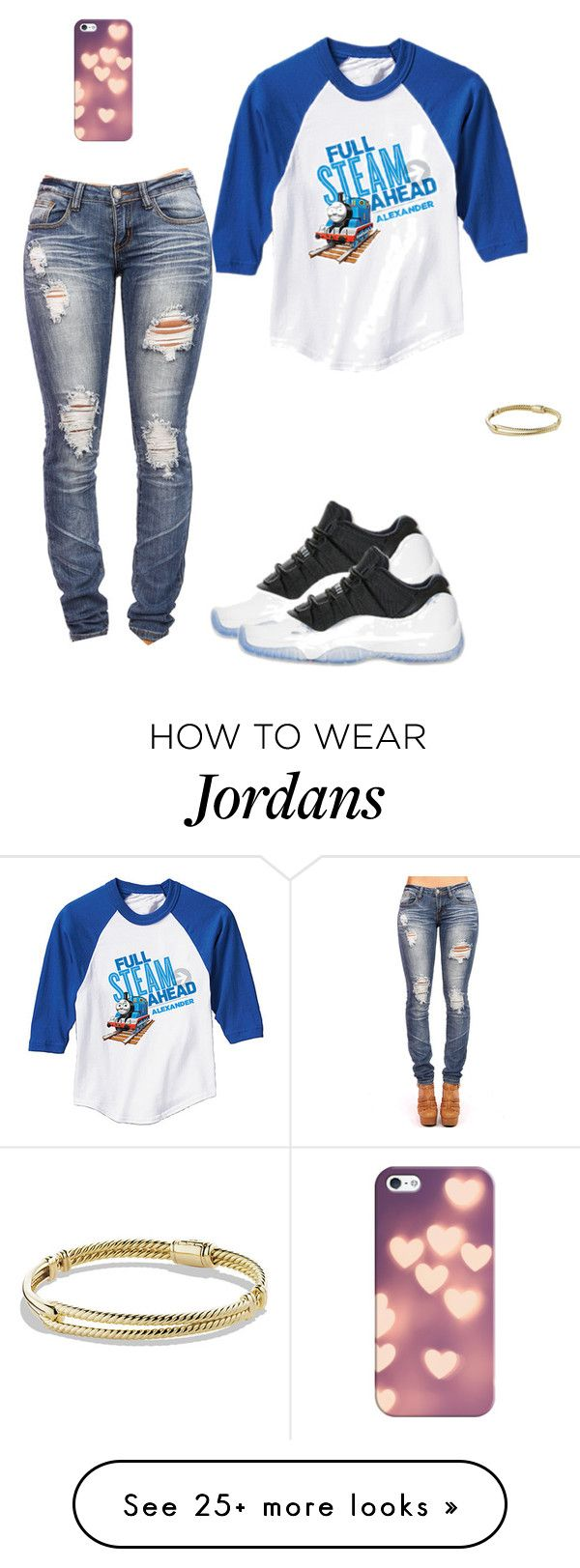 """Untitled #207"" by destinygotem on Polyvore featuring Retrò, David Yurman and Casetify"
