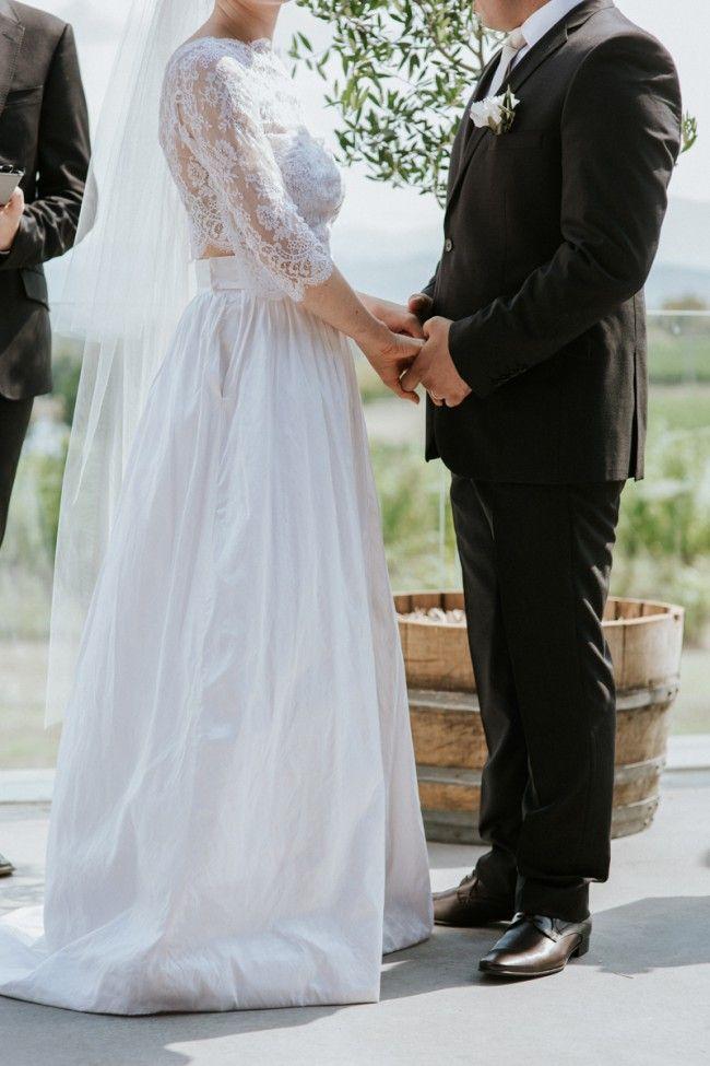 A-Line, Size 10 Wedding Dress | Wedding dress, Wedding dress sizes ...