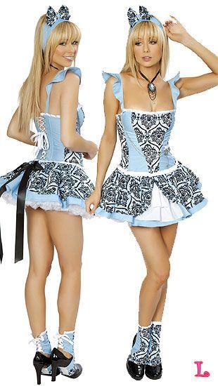 JV-80050 PALACE ALICE - Sexy Alice in Wonderland Costume Misc - sexiest halloween costume ideas