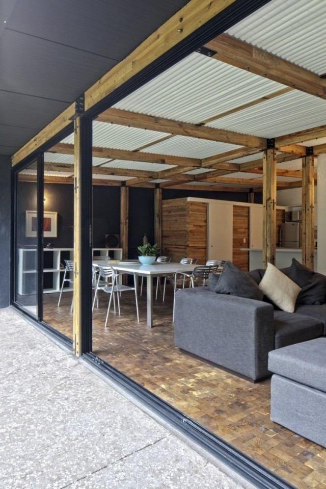 Protection solaire 55 idées pour la terrasse extérieur Mixers