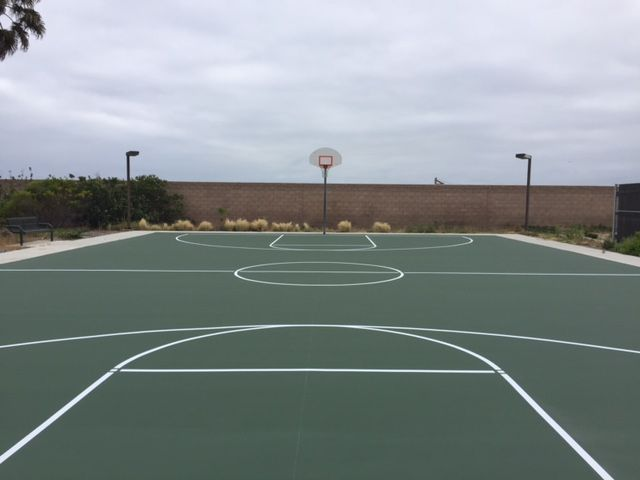 Traditional Basketball Court Construction Is Simply Beautiful Court Basketball Court Basketball