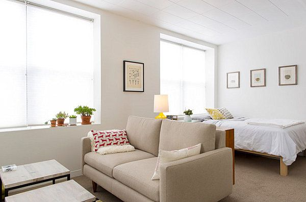 Studio Apartments That Make the Most of Their Space | Studio ...