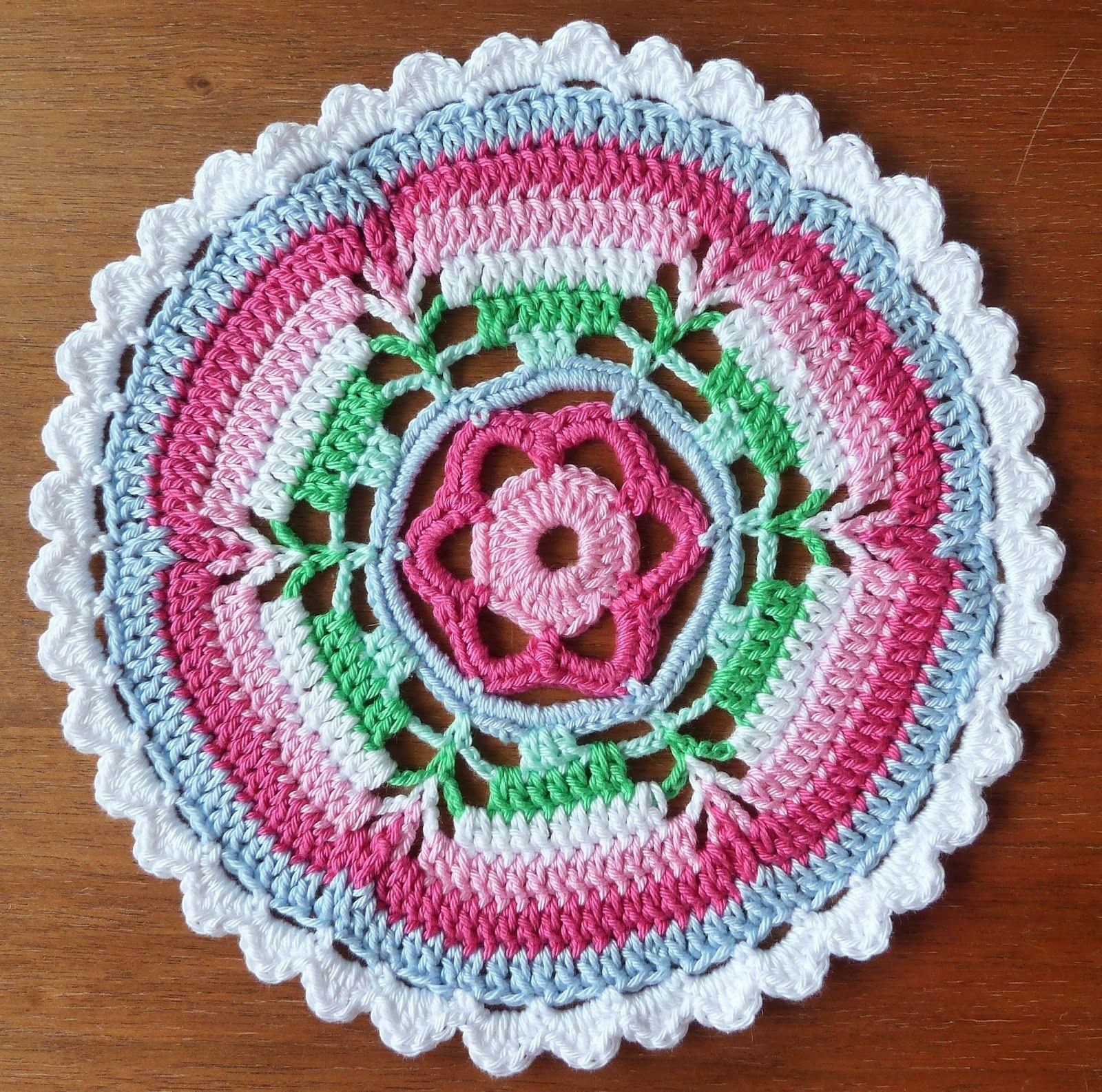 CreaCarina: doily   Crochet   Pinterest