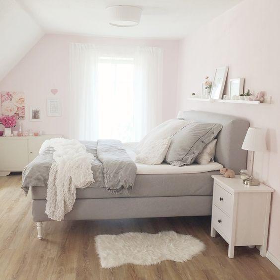 Schlafzimmer & Boxspringbett