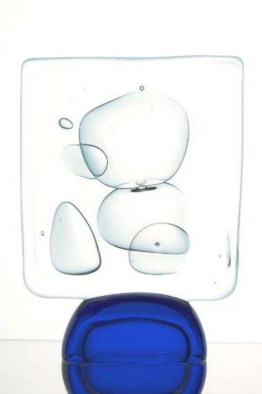 Sininen merkki  k. 25 cm