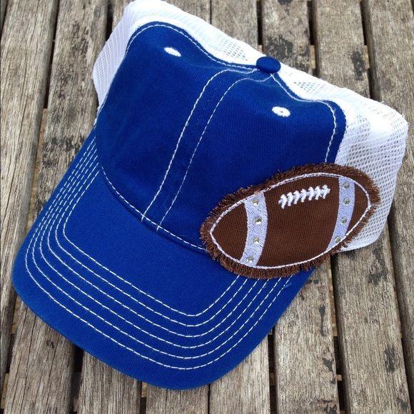 Football Trucker Hat Trucker Hat Hats Trucker