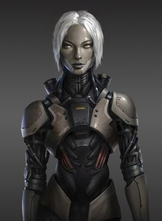 Cyberpunk, Character