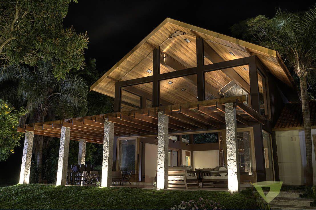 10 chals apaixonantes  casas de campo  Quinta do lago Casa campestre e Casa de Campo