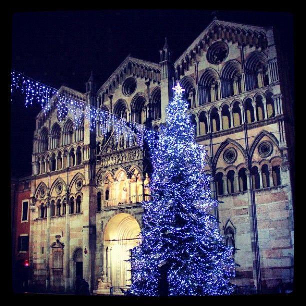 Ferrara, Piazza Duomo - Instagram by @ilaria197