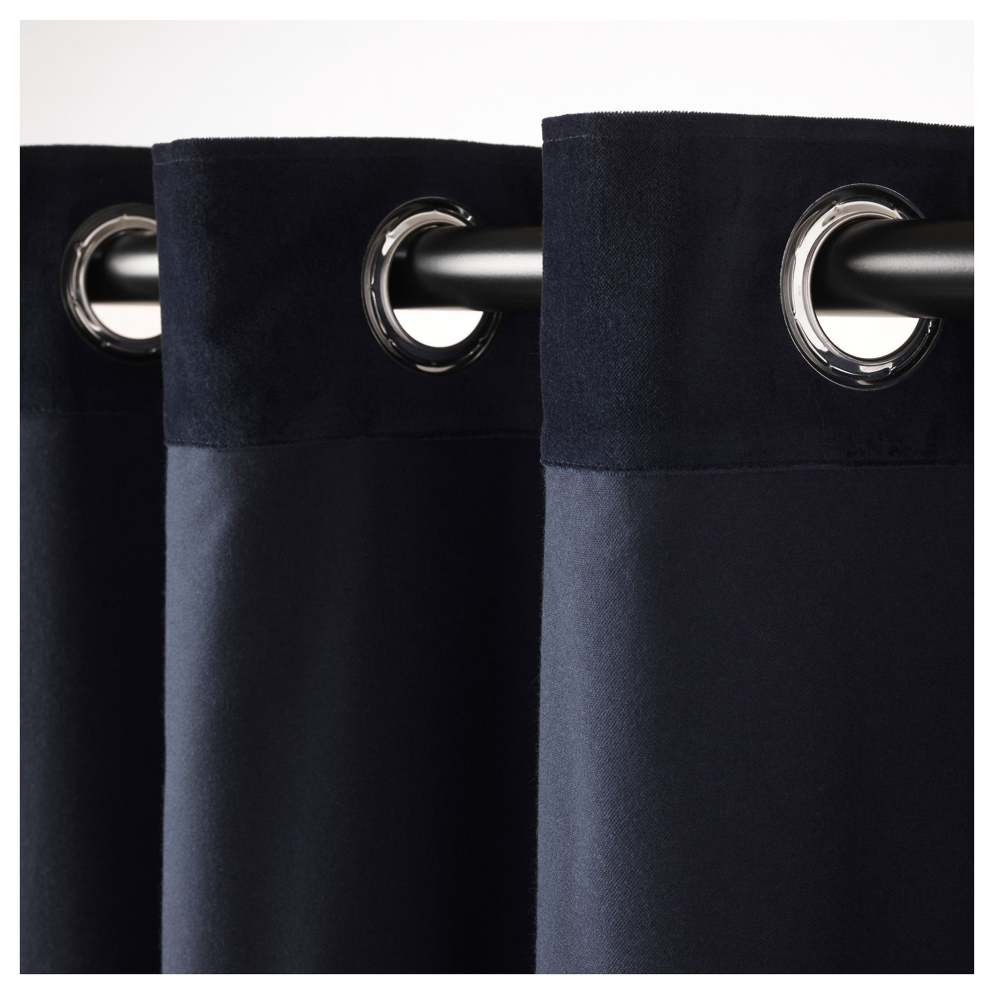 Furniture And Home Furnishings Blue Velvet Curtains Ikea Home