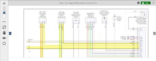 An In Depth Look At Mitchell 1 Wiring Diagram Updates Video Automotive Repair Diagram Mitchell