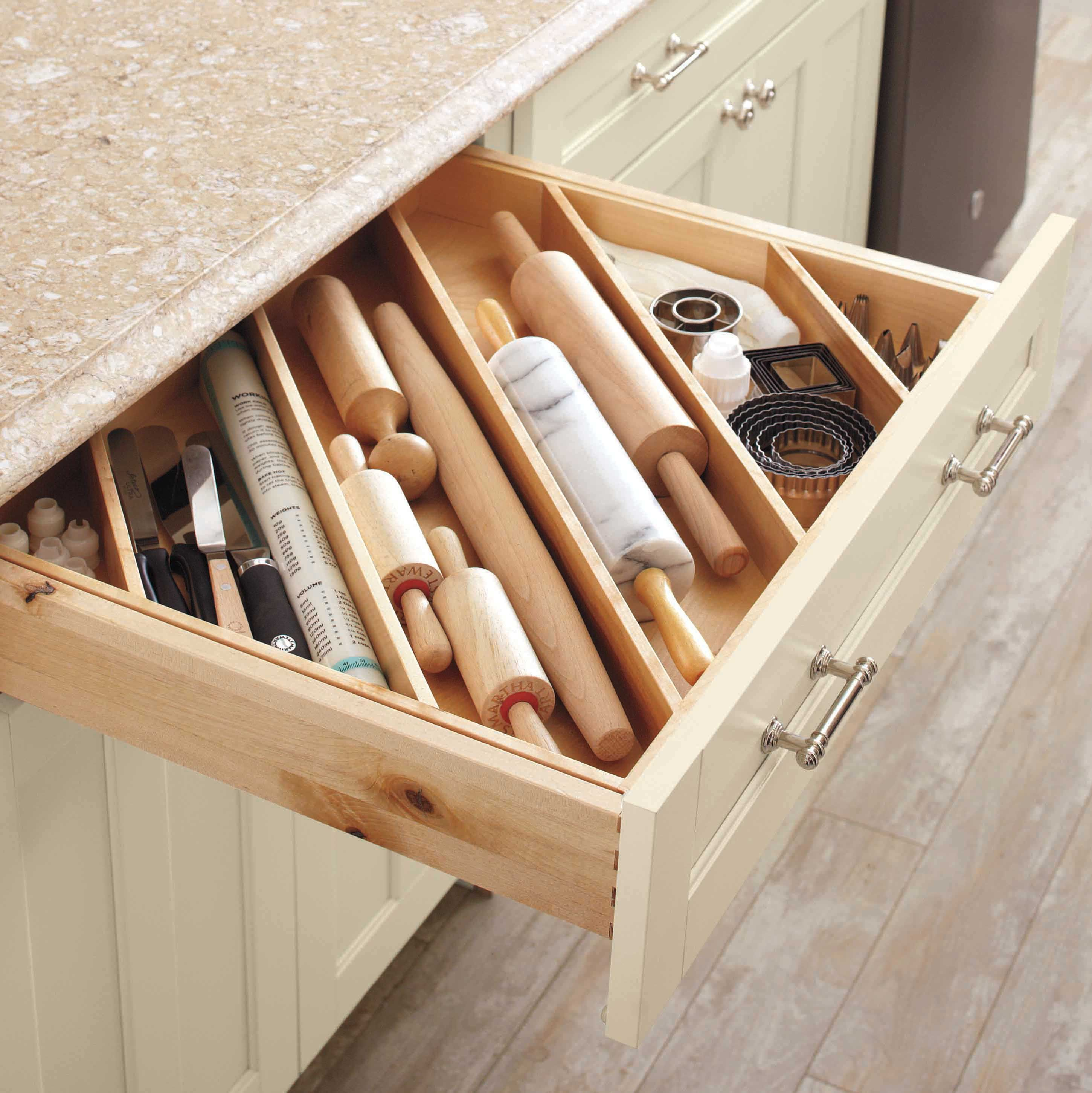 Messy Kitchen Drawer: Our Top Storage And Organization Ideas—Just In Time For