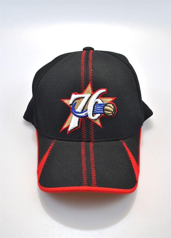 Philadelphia 76ers Vintage Sixers Reebok NBA Fitted Hat Cap  Reebok   Philadelphia76ers da2a0a65312