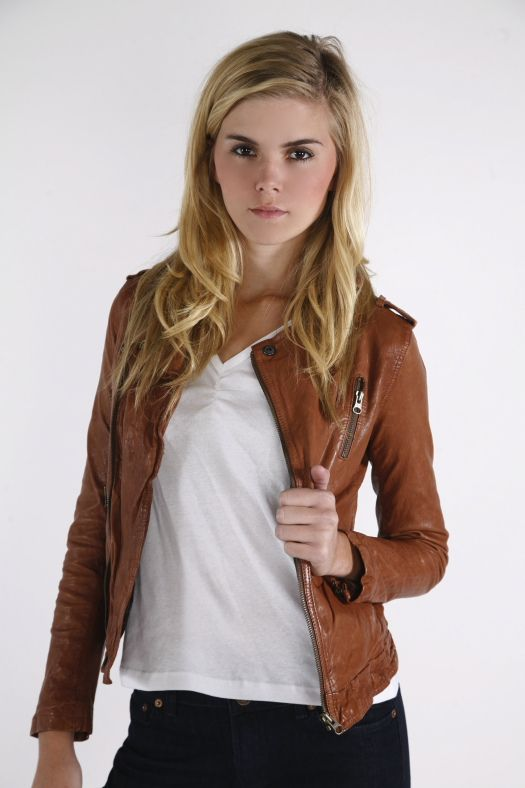 Brown leather jacket womens clothing – Your jacket photo blog