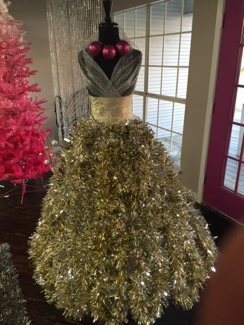 Dress Form Christmas Tree.Ebook Tutorial Dress Form Christmas Tree Grand Diva Style