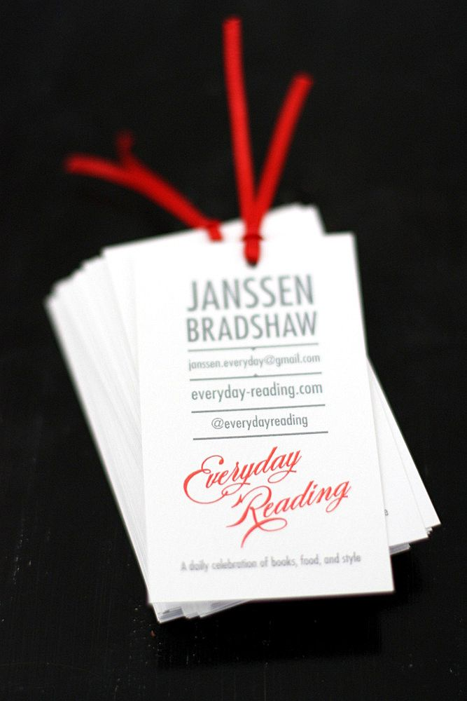 A Tiny Bookmark Business Card Business Card Inspiration Business Cards Cards