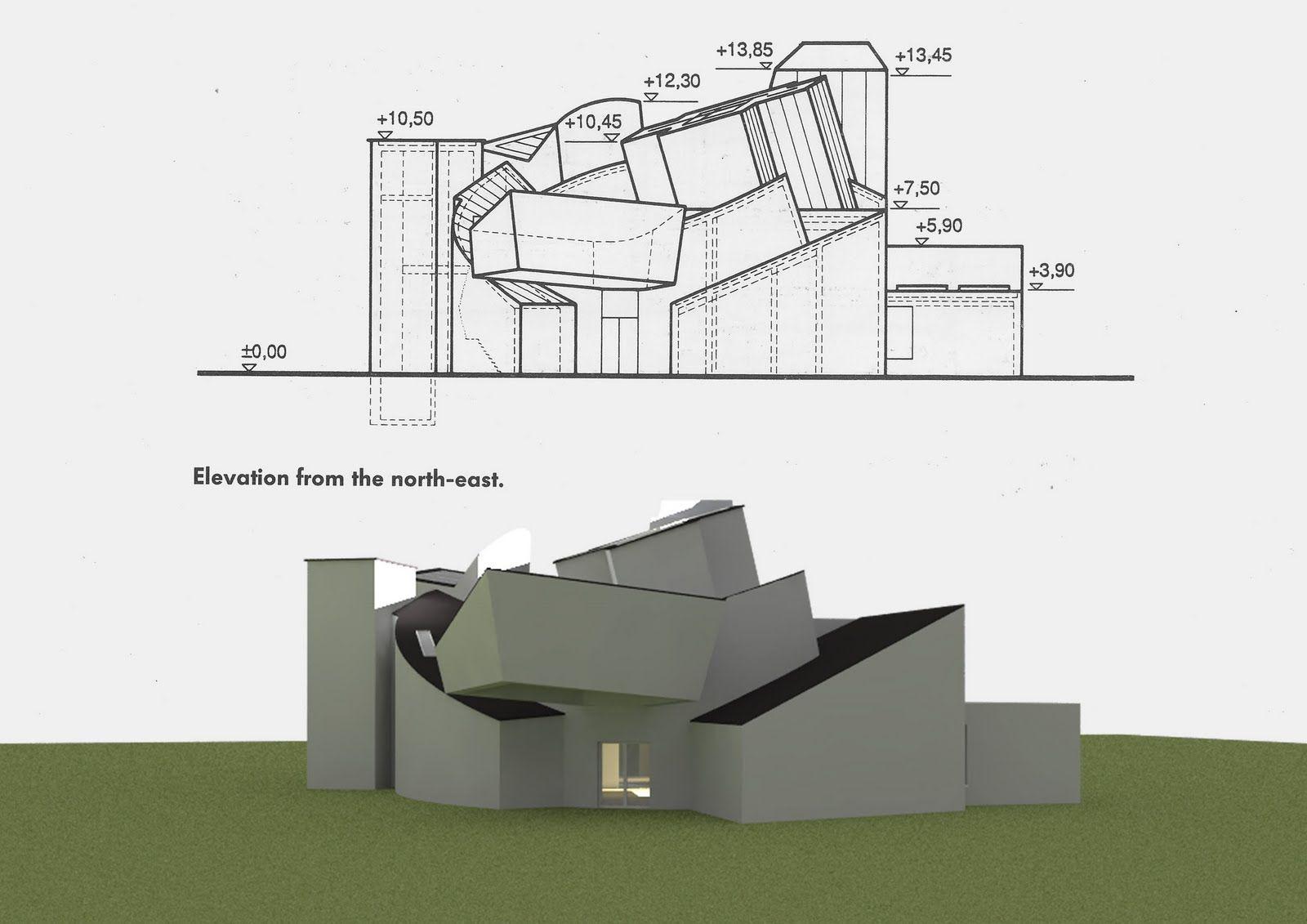 vitra design museum google search deconstructivism including peter eisemen pinterest. Black Bedroom Furniture Sets. Home Design Ideas