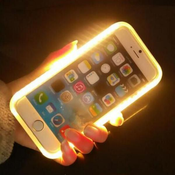 2016 New Portable Charger Case Selfie Luminous Case Rechargeable Case – Ask for it now
