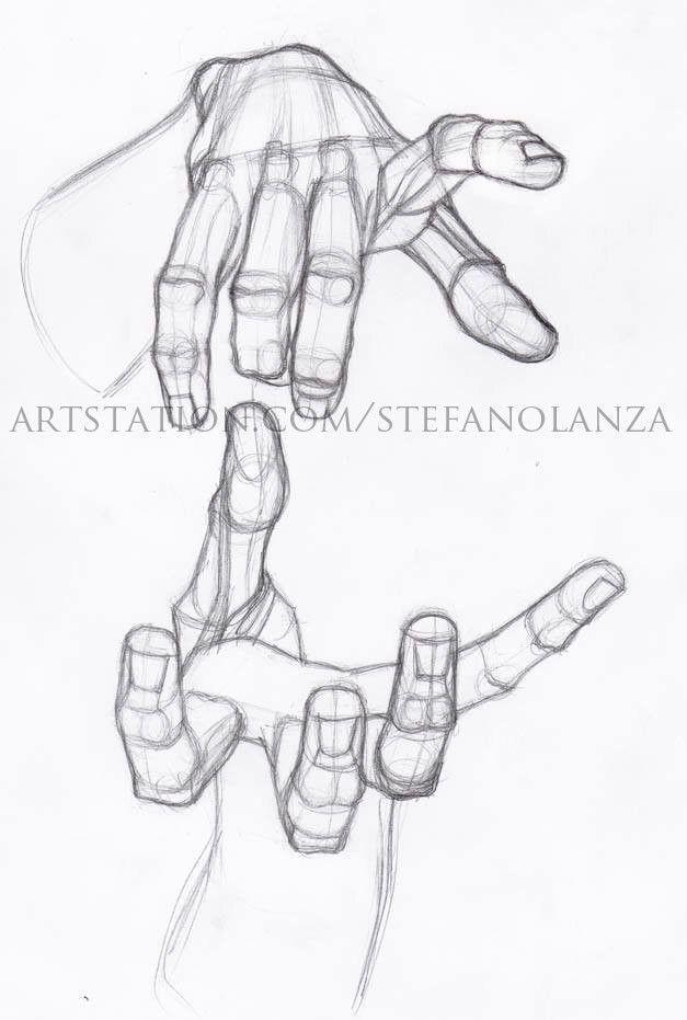 Photo of ArtStation – Hand, Stefano Lanza – #ArtStation #hand # Lanza # Stefano #artstati …